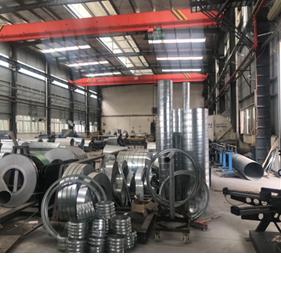 重庆通风管道厂房设备