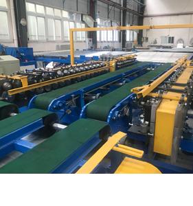 重庆风管加工厂房设备