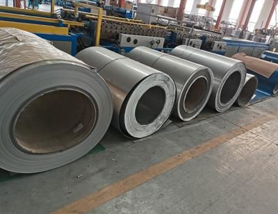 不锈钢风管原材料