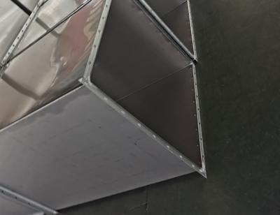 九龙坡不锈钢圆管.矩形管